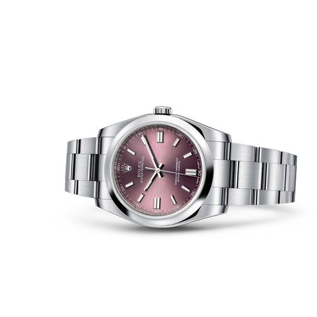 Rolex Oyster Perpetual M116000-0010