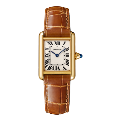 Cartier Tank Louis watch, small model