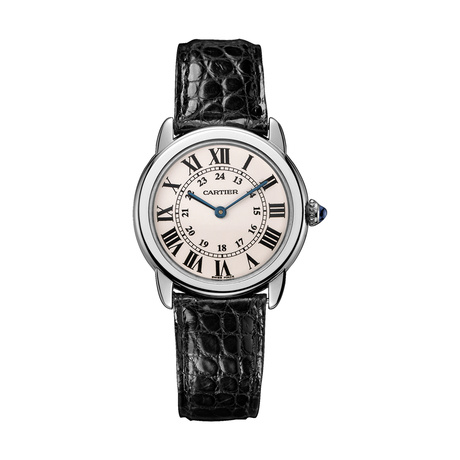 Cartier Ronde solo de Cartier watch, small model