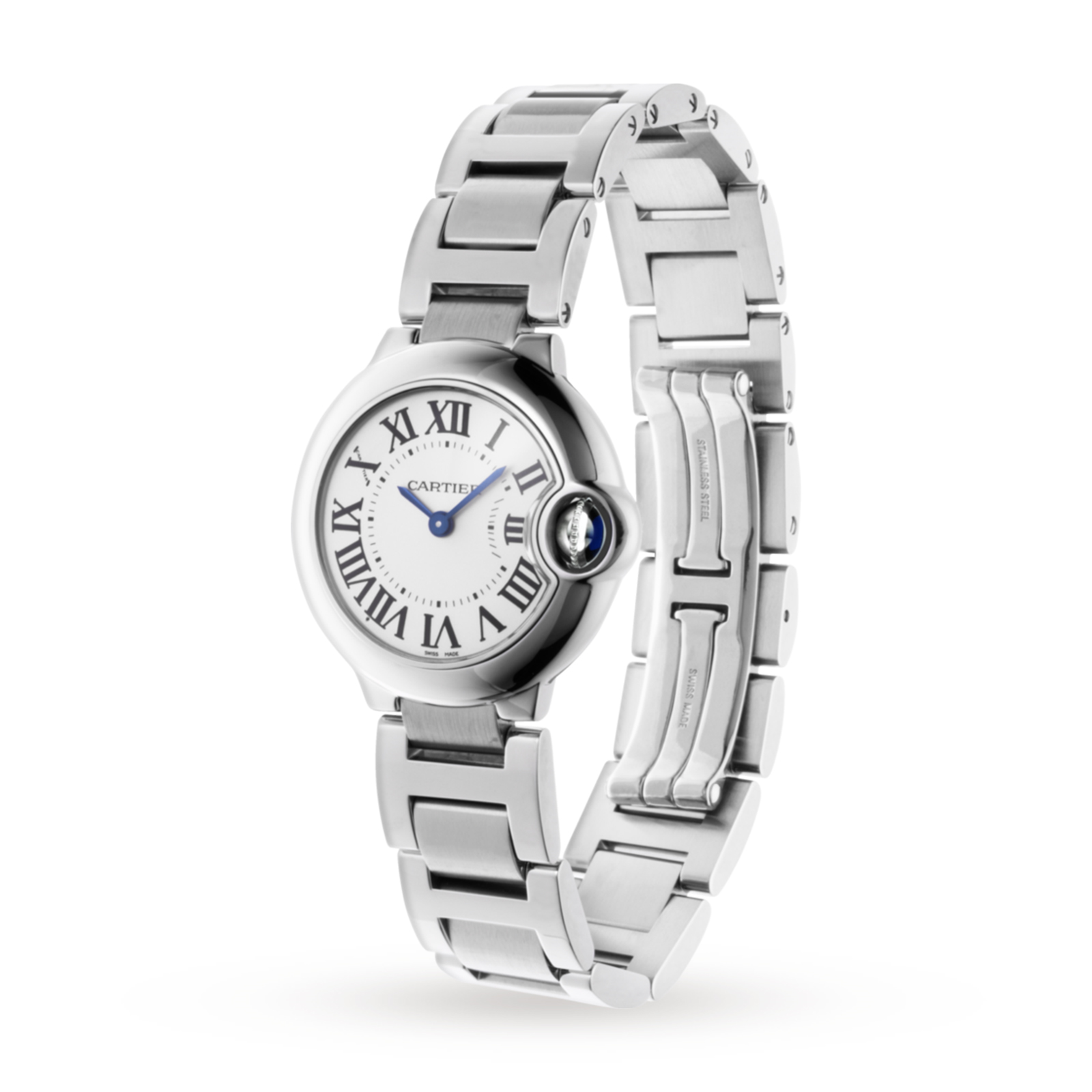 Cartier Ballon Bleu de Cartier watch, 28 mm