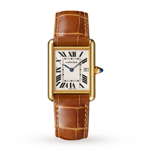 Cartier Tank Louis Cartier Mens Watch
