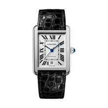 Cartier Tank Solo Mens Watch