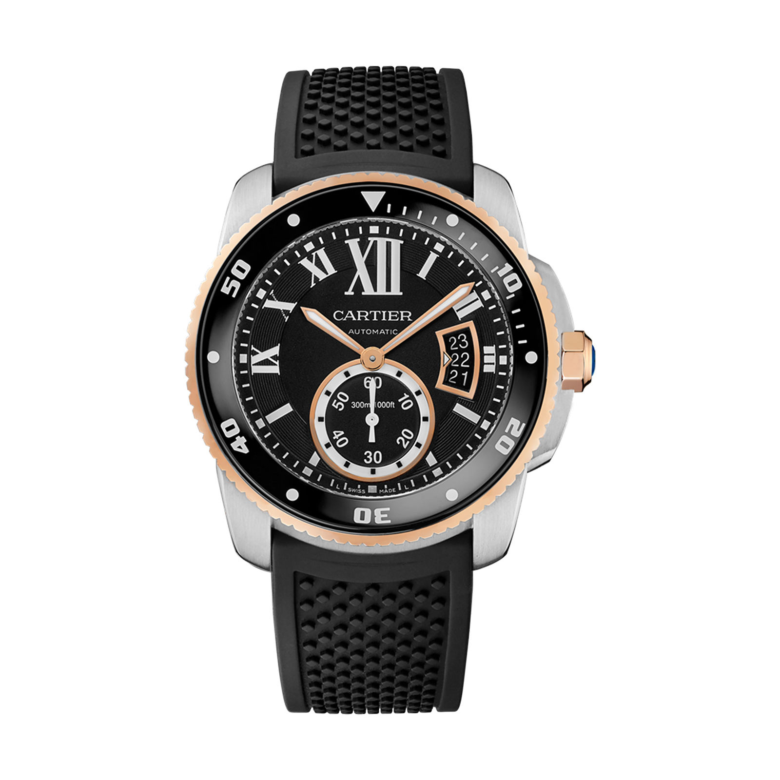 Cartier Calibre de Cartier Diver Watch
