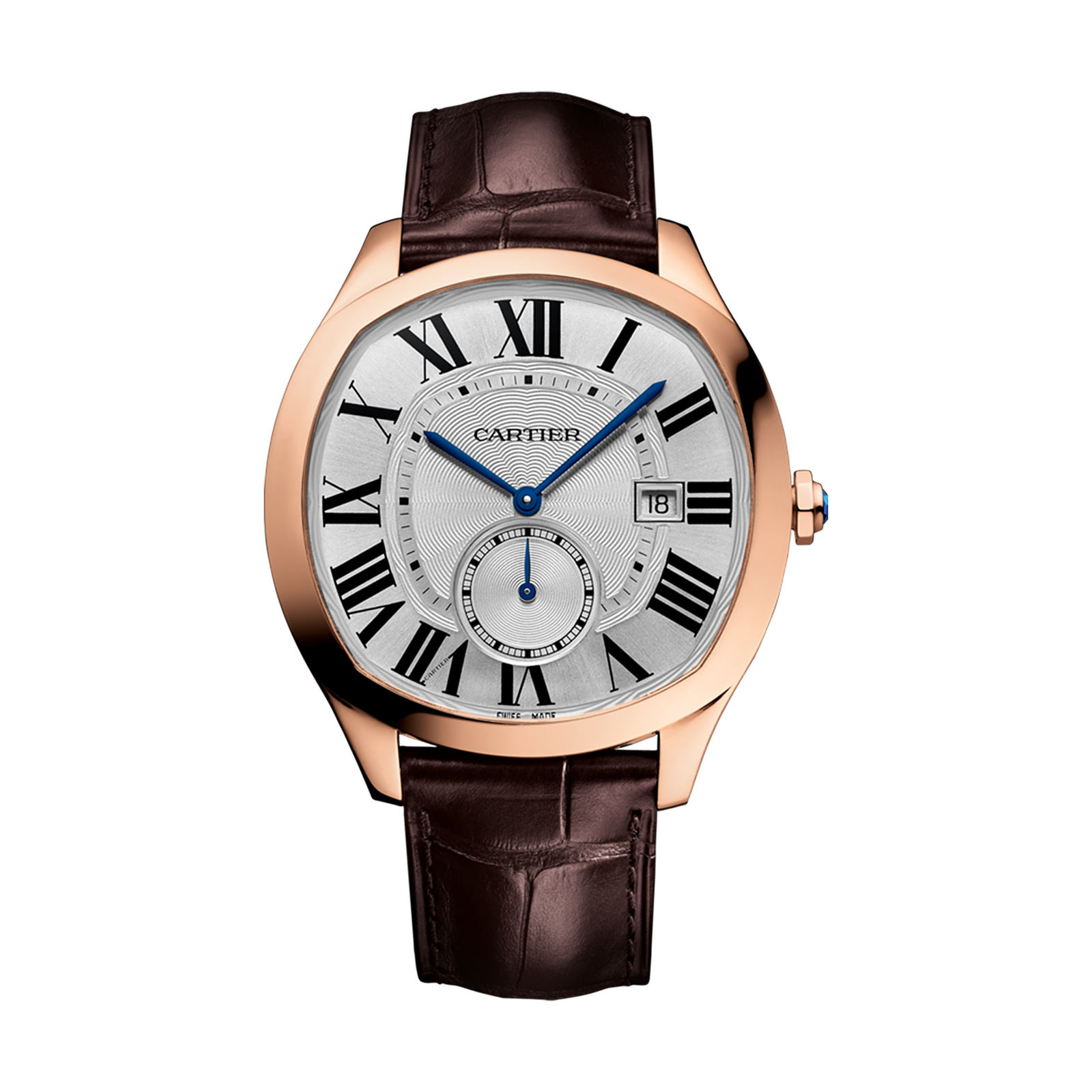 Cartier Drive de Cartier watch, 40 mm