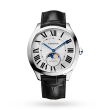 Cartier Drive de Cartier Moon Phases watch