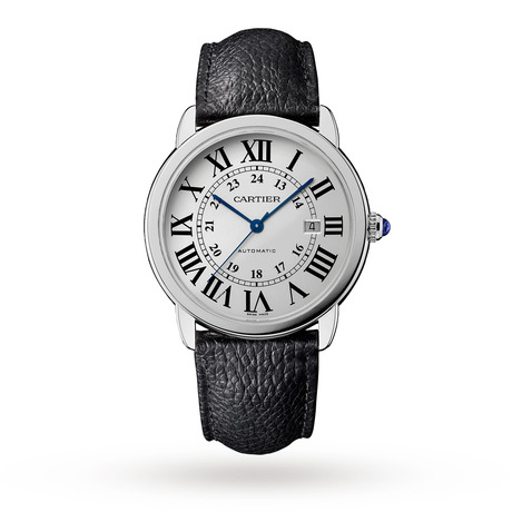 Cartier Ronde Solo de Cartier watch, 42mm