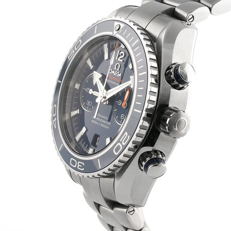 ... Omega Seamaster Planet Ocean Chrono Gents Watch ...
