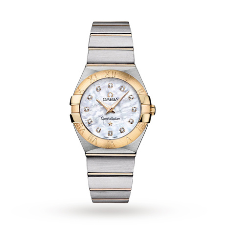 Image result for Omega Constellation watch