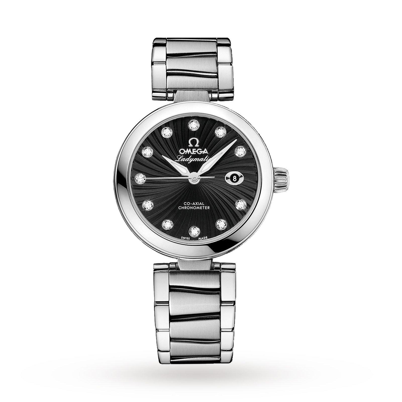 Omega De Ville Ladymatic Watch