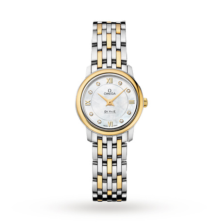 For Her - Omega De Ville Prestige Ladies Watch - 424.20.24.60.55.001