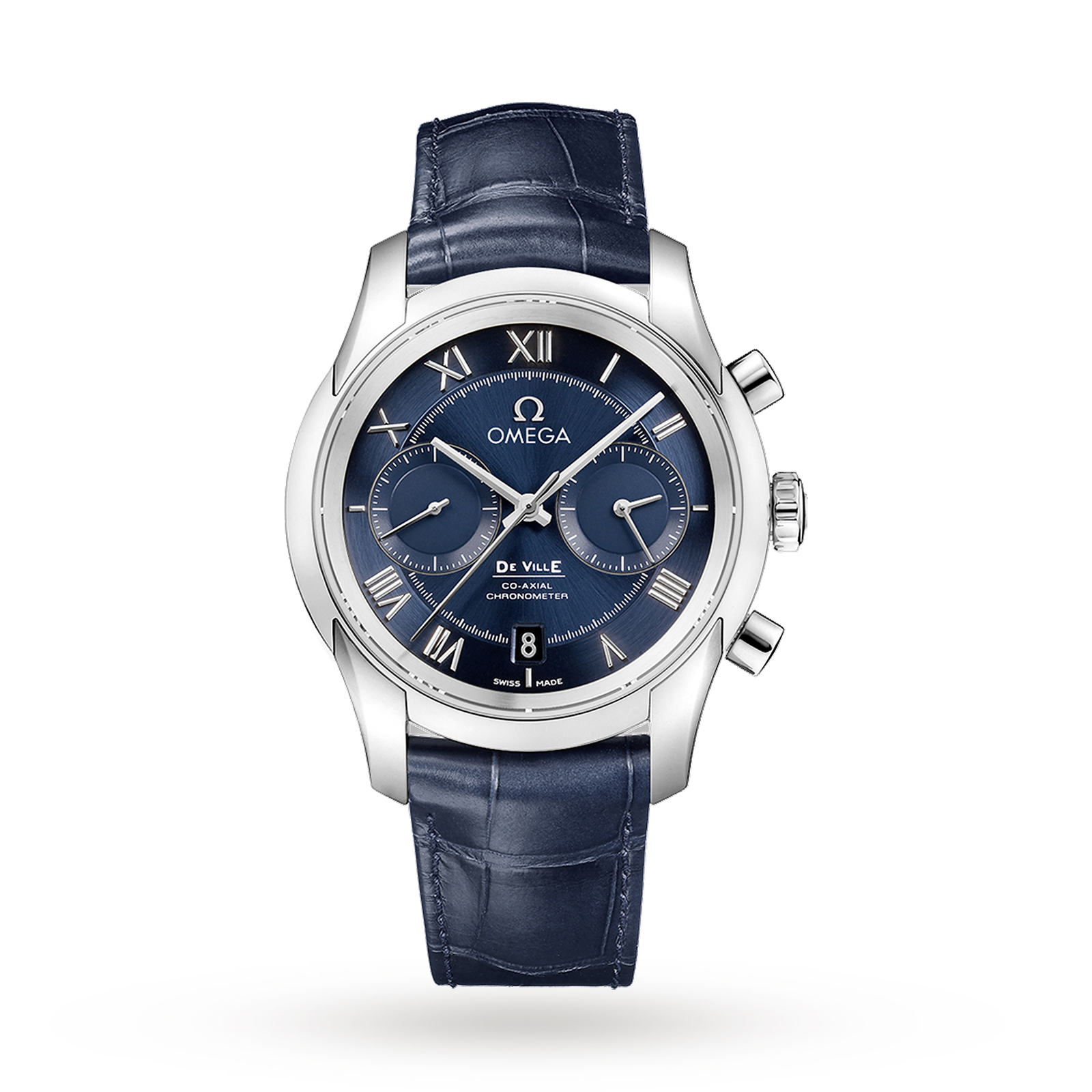 Omega De Ville Chronograph Mens Watch
