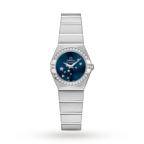 Omega Constellation Ladies Diamond set Watch