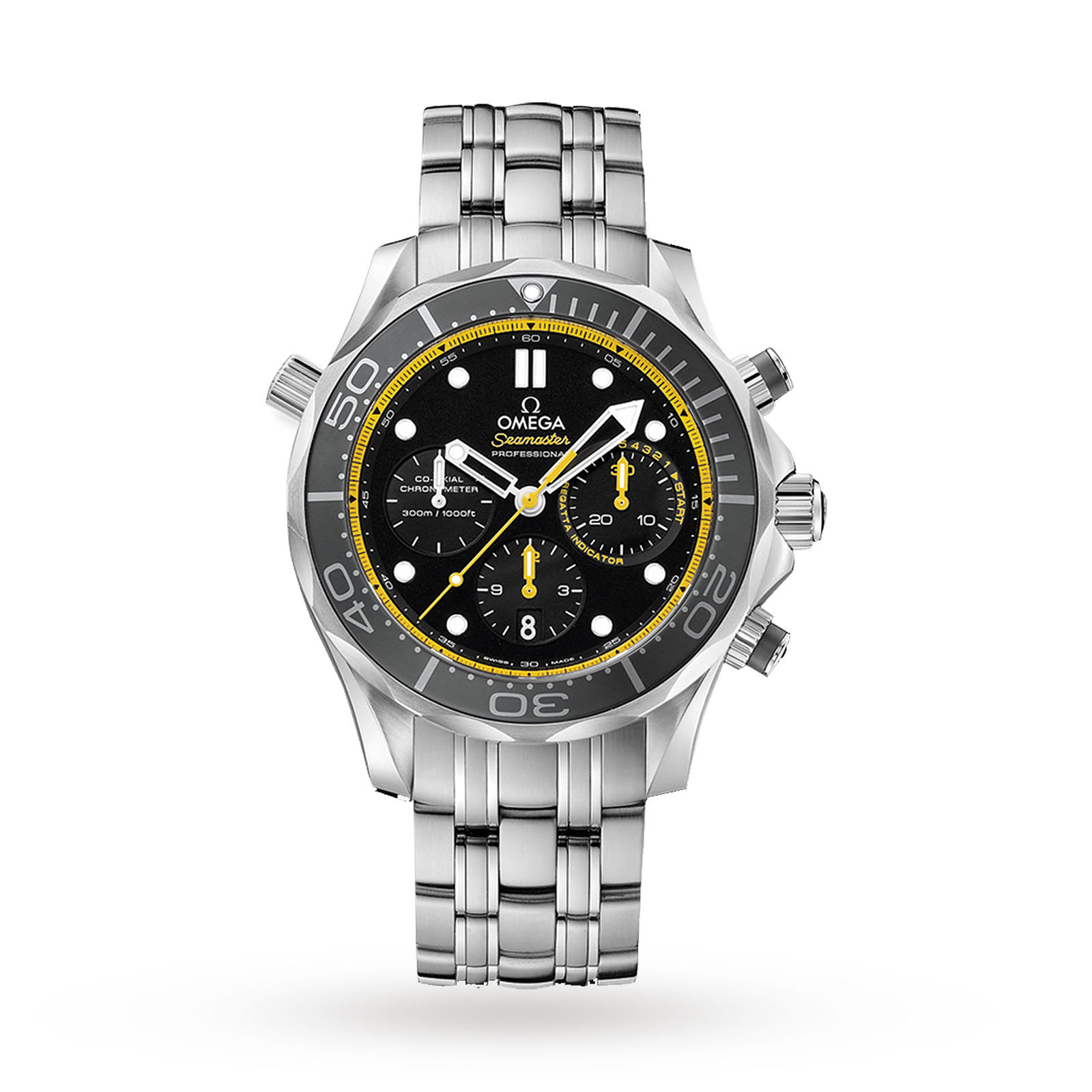 Omega Seamaster Regatta Mens Watch