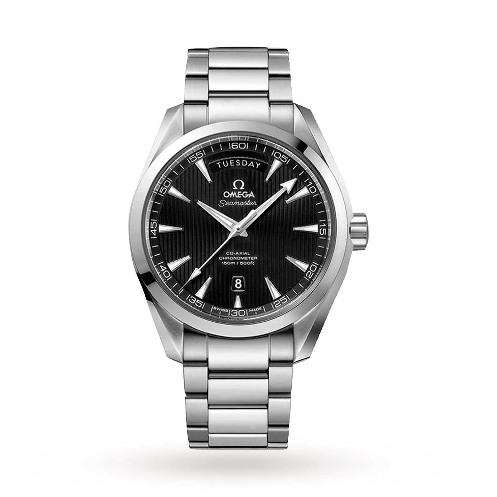 Omega Seamaster Aqua Terra Day-Date Mens Watch