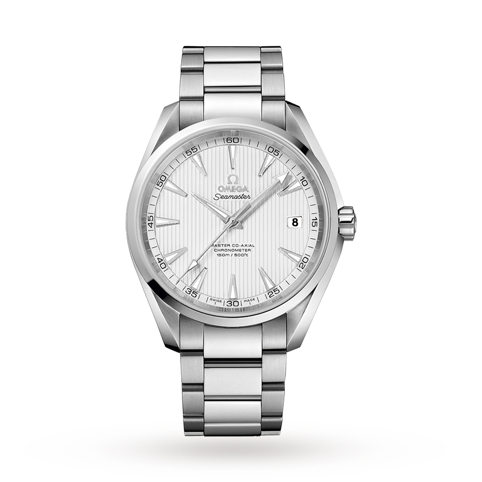 Omega Aquaterra Master Co-Axial Mens Watch