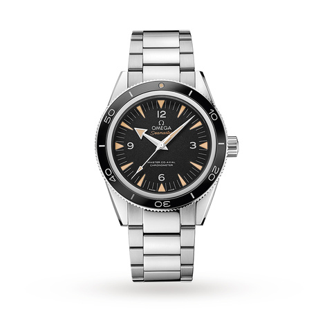 For Him - Omega Seamaster 300 Co-Axial Watch - 233.30.41.21.01.001
