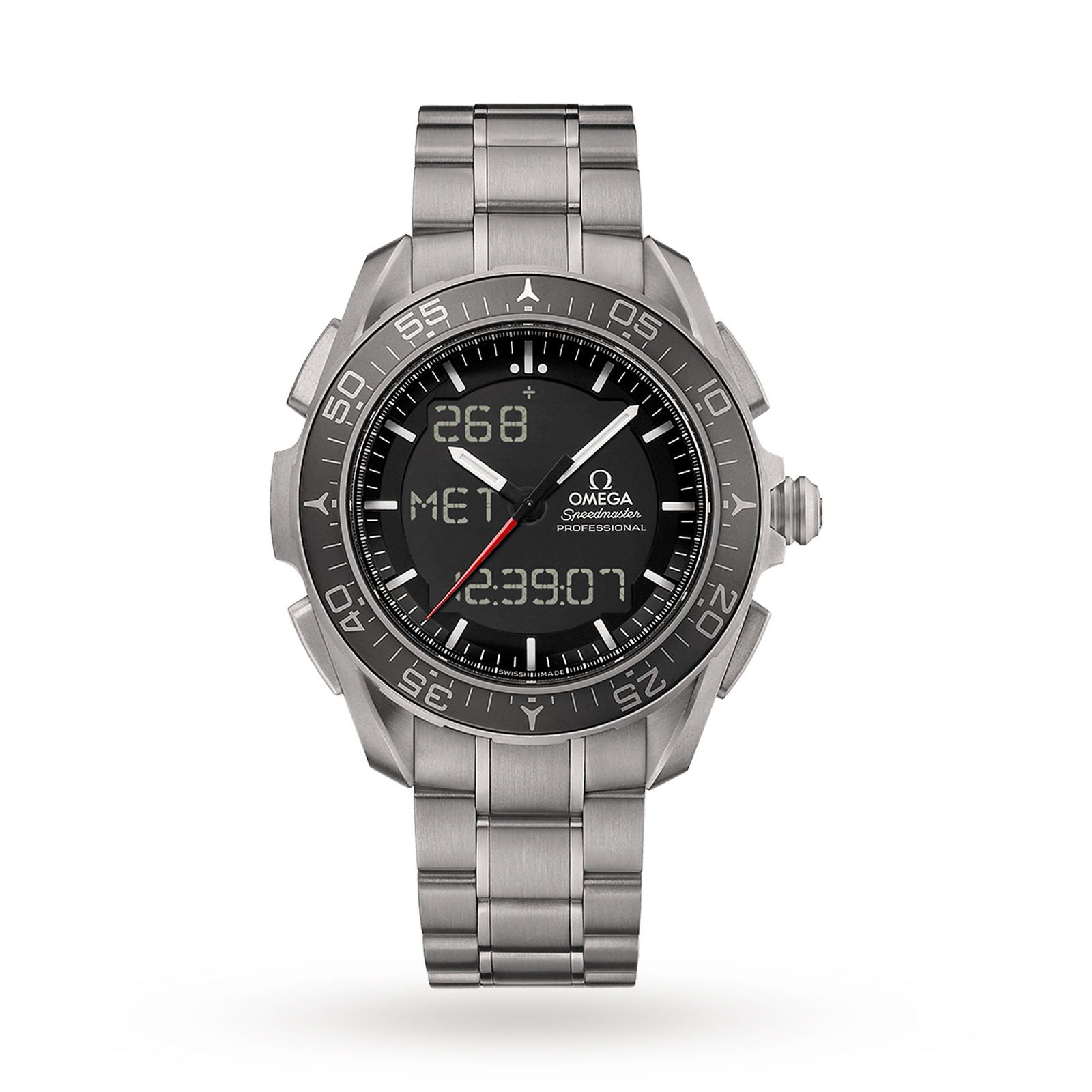 Omega Speedmaster Skywalker Mens Watch