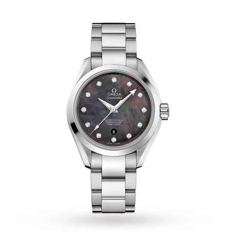 Omega Aquaterra Ladies Watch