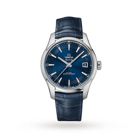 Omega Gents De Ville Hour Vision Orbis Mens Watch