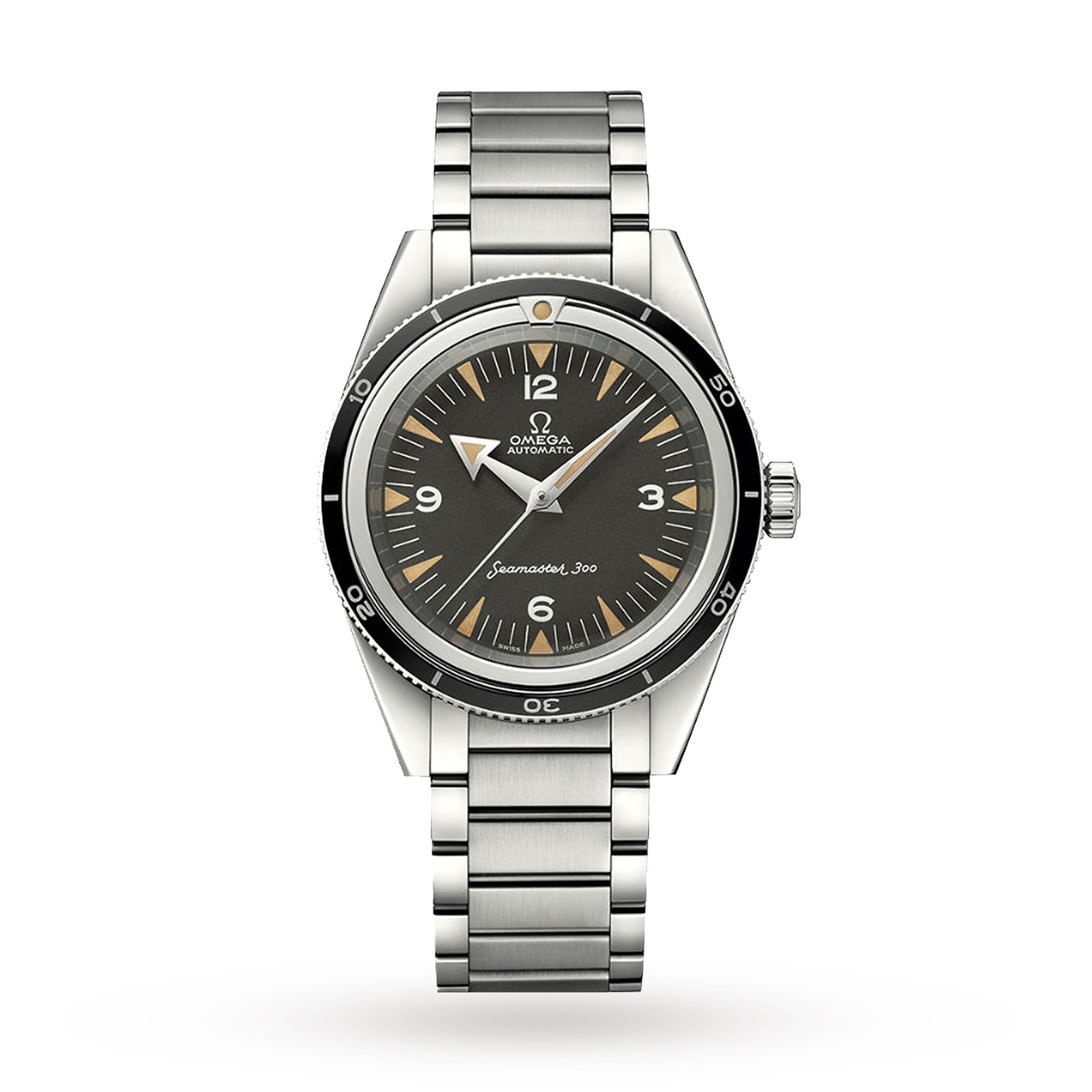 Omega 1957 Seamaster 300 Limited Edition Mens Watch