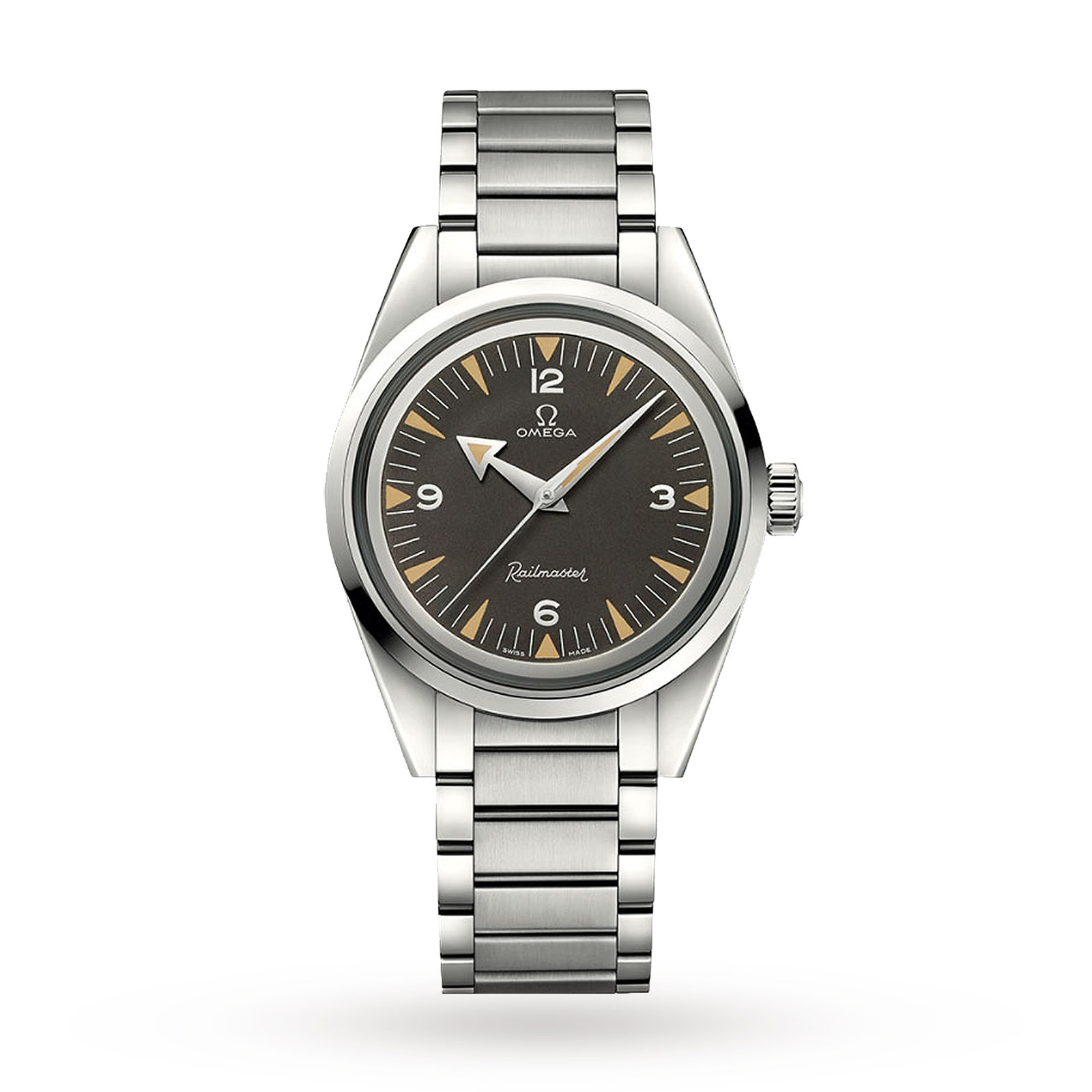Omega 1957 Railmaster Limited Edition Mens Watch