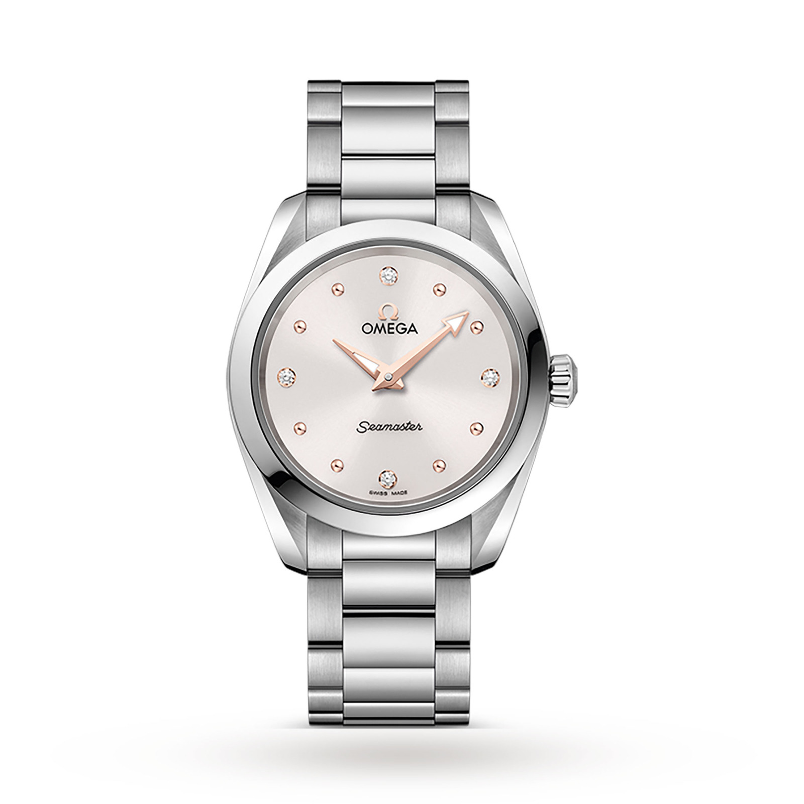 Omega Seamaster Aquaterra Ladies Watch