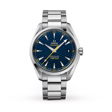 Omega Aquaterra James Bond Mens Watch