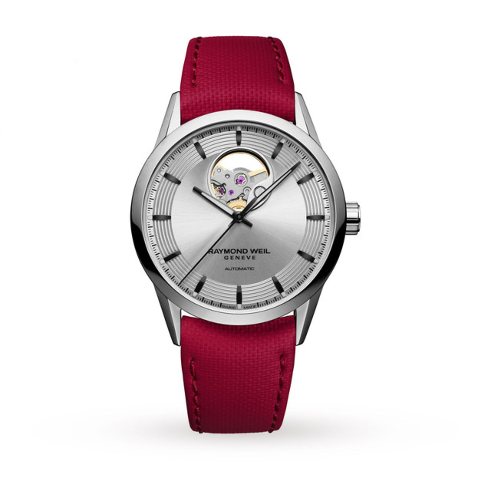 Raymond Weil Ladies' Freelancer BRIT Awards 2015 Limited Edition Automatic Watch