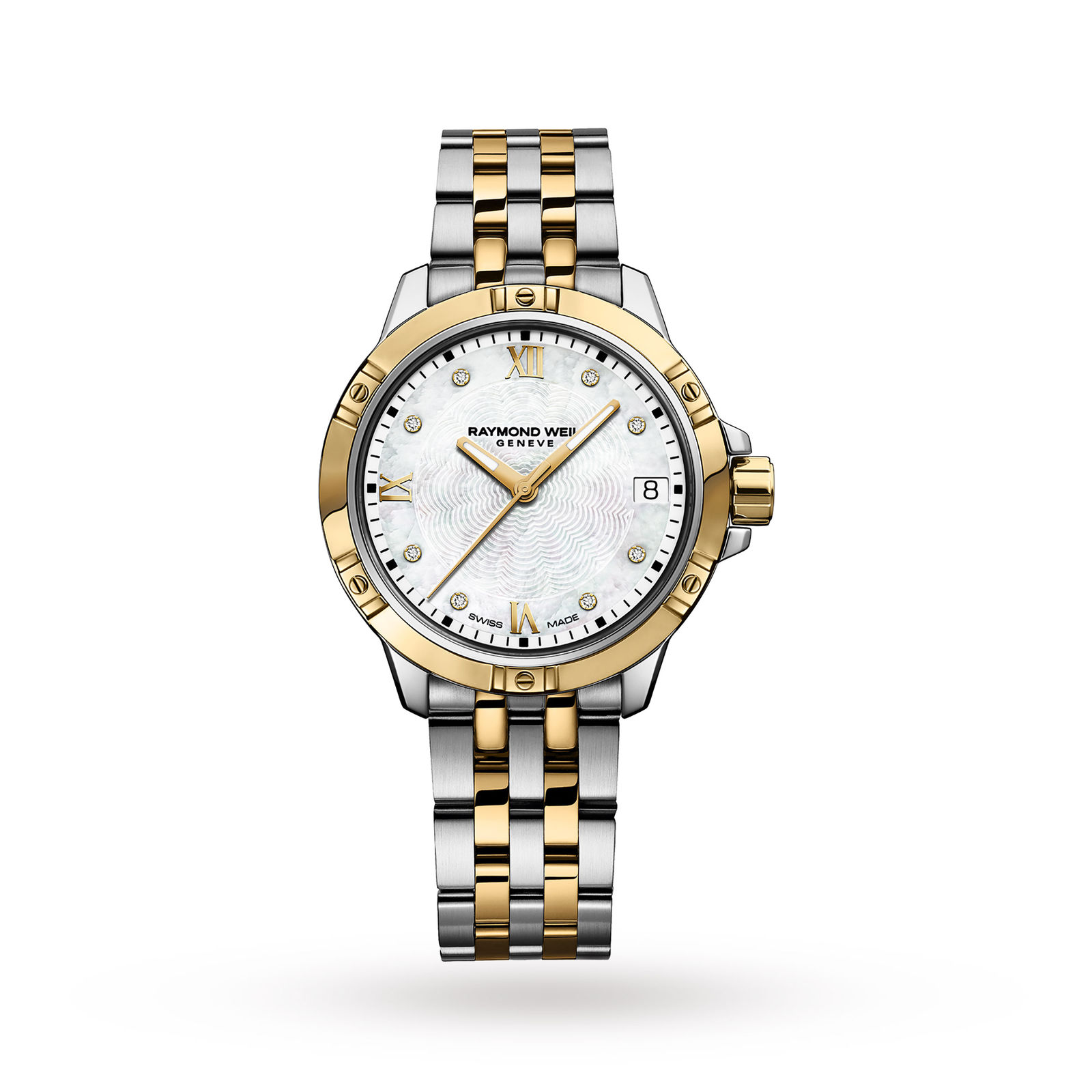 Raymond Weil Watch Tango Two Beat Rhythm Ladies