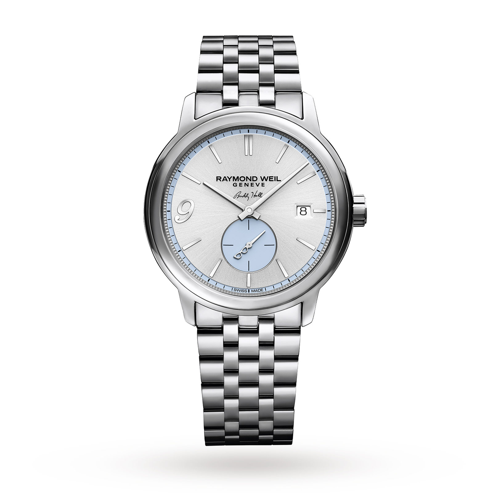 Raymond Weil Watch Maestro Buddy Holly 2238-ST-BUDH1