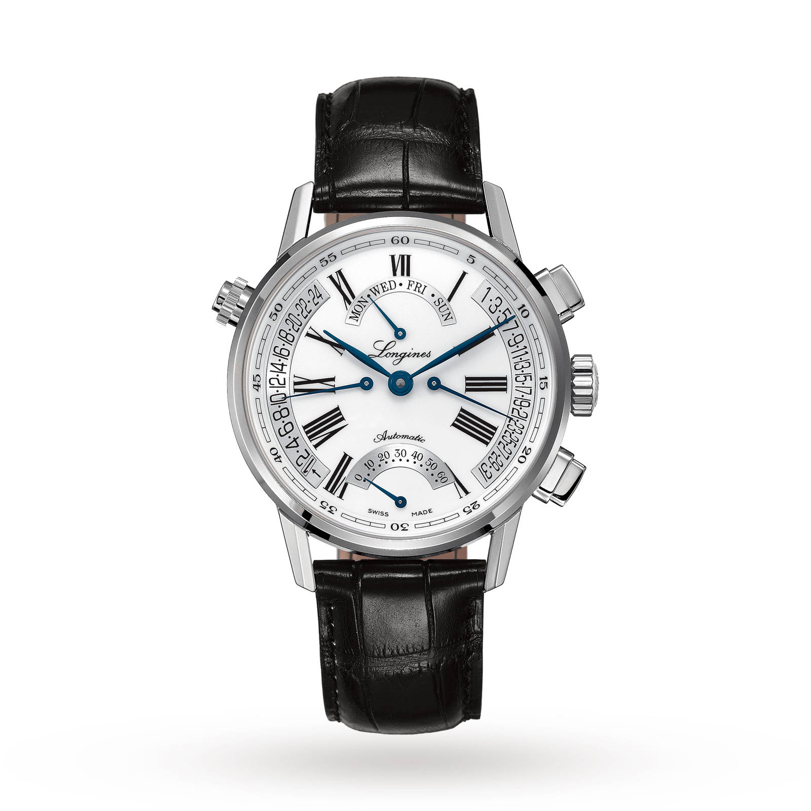 Longines Heritage Retrograde Gents Watch