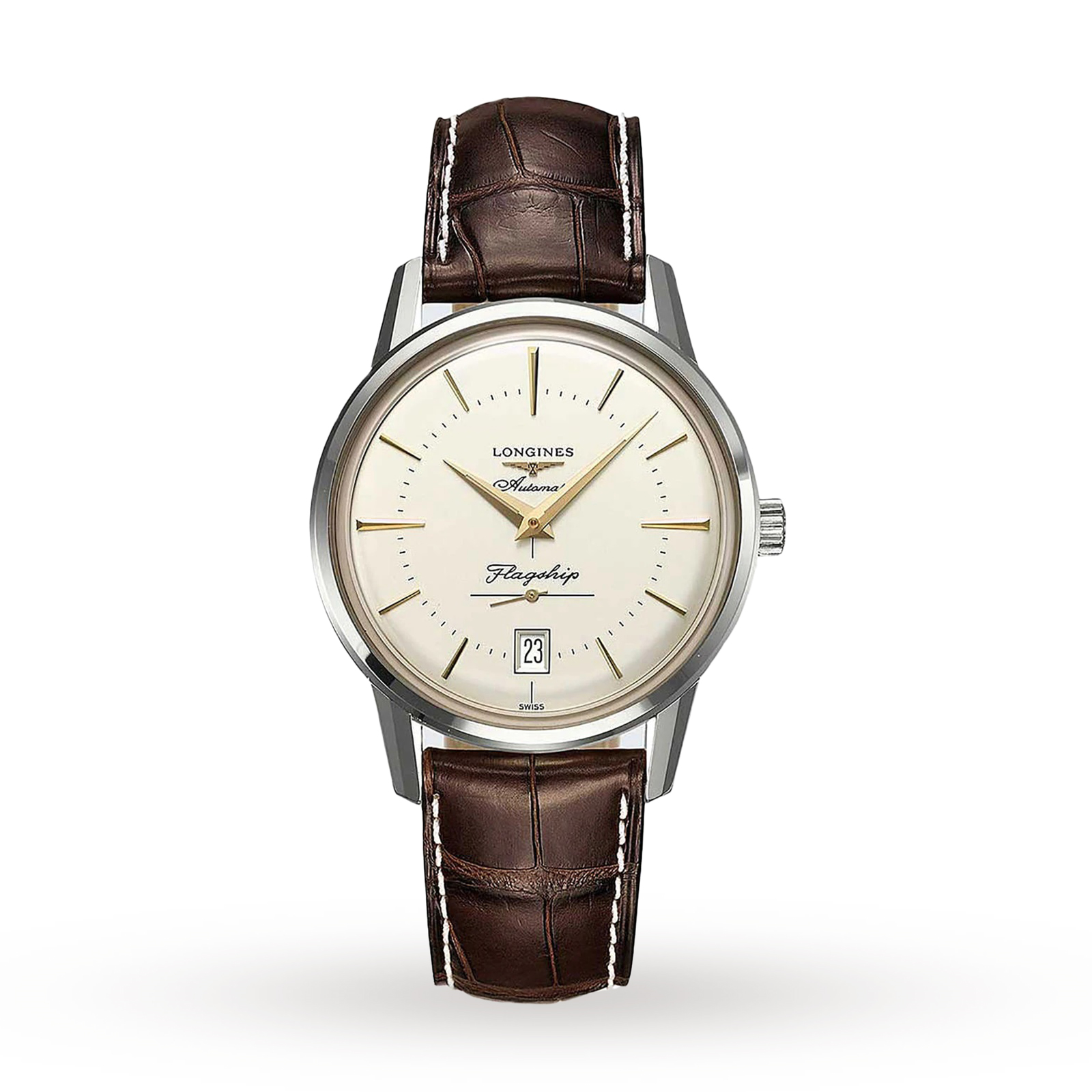 Longines Heritage Flagship Men's Watch