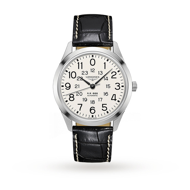 Longines Railroad Heritage Mens Watch
