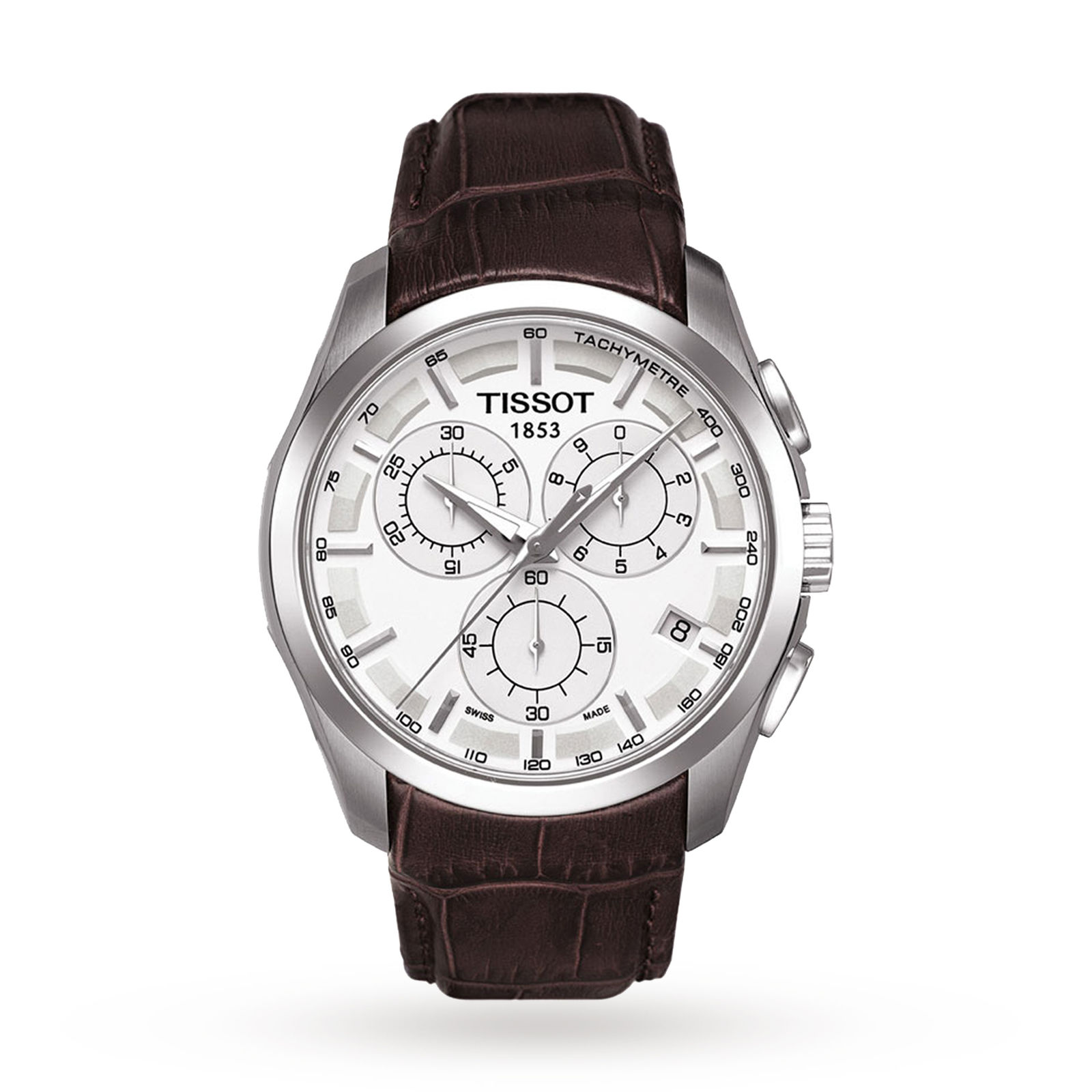 Tissot Men's Couturier Chronograph Watch