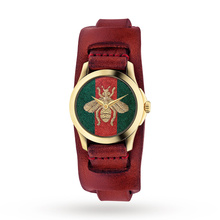 Ladies Gucci G-Timeless Watch YA126546