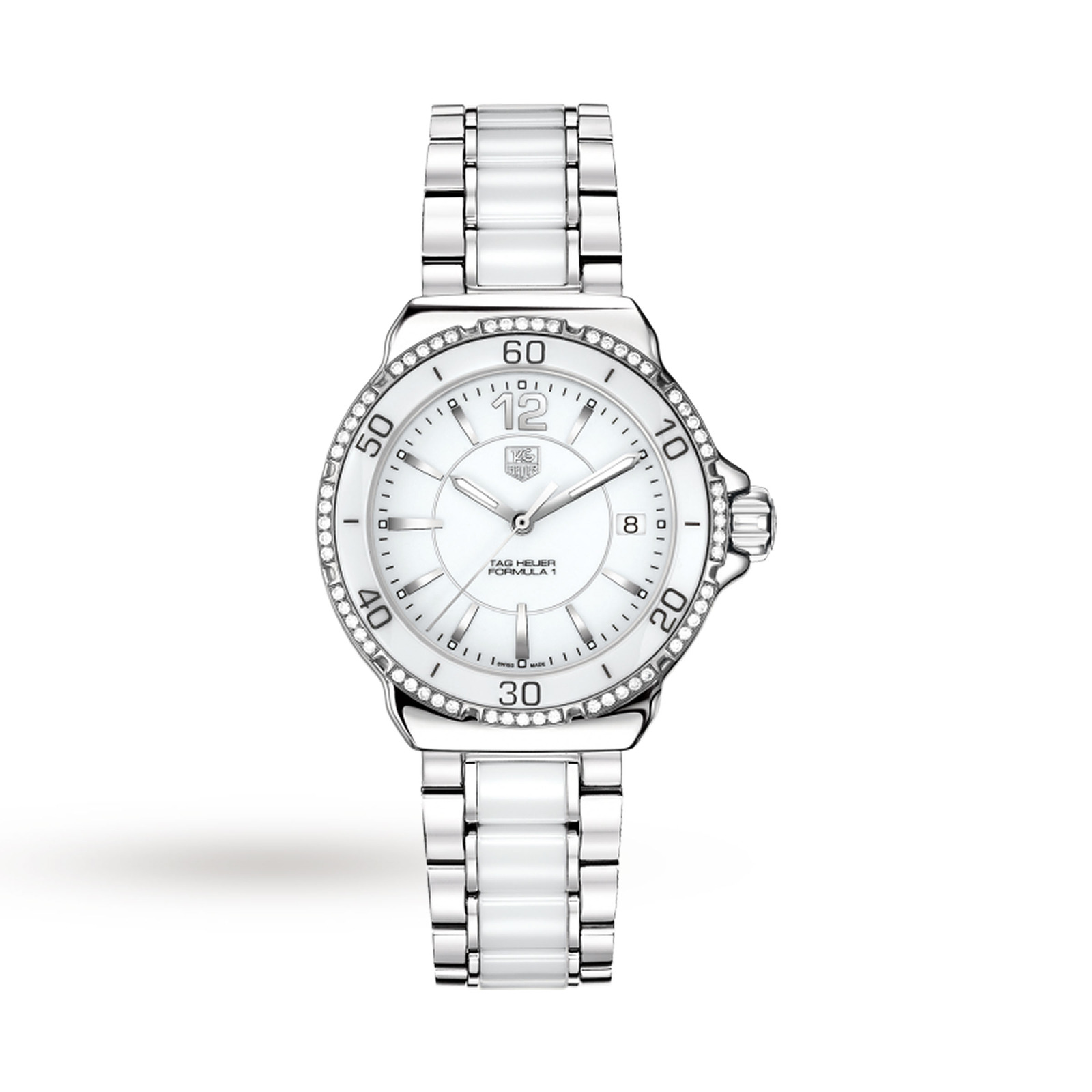 Tag heuer formula 1 ladies watch luxury watches watches mappin webb for Tag heuer women