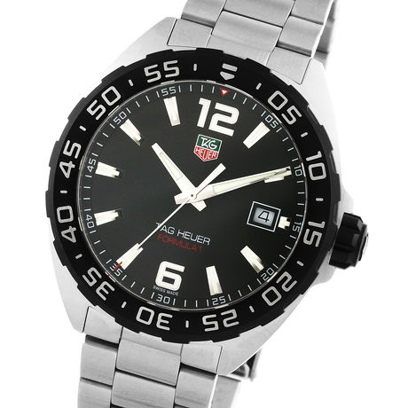tag heuer formula 1 mens watch gifts goldsmiths tag heuer formula 1 mens watch
