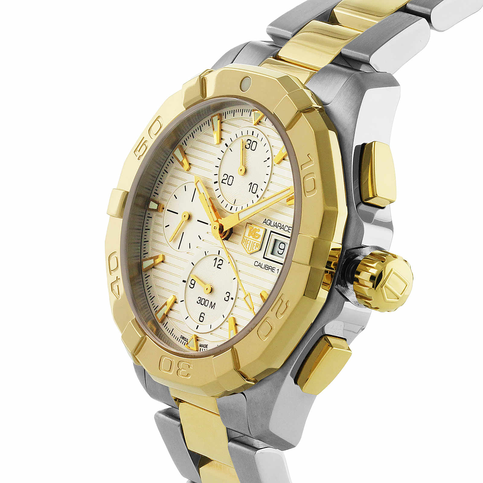Tag heuer gold watches for men