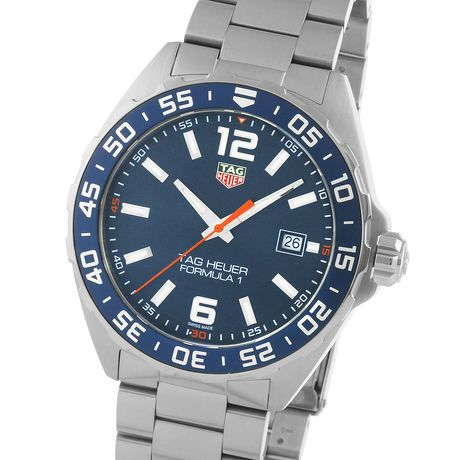 tag heuer formula 1 mens watch luxury watches watches goldsmiths tag heuer formula 1 mens watch