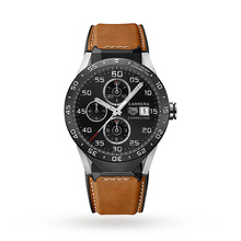 TAG Heuer Connected Brown Strap