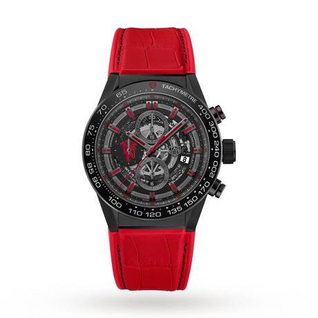 TAG Heuer Carrera 01 Man United Mens Watch