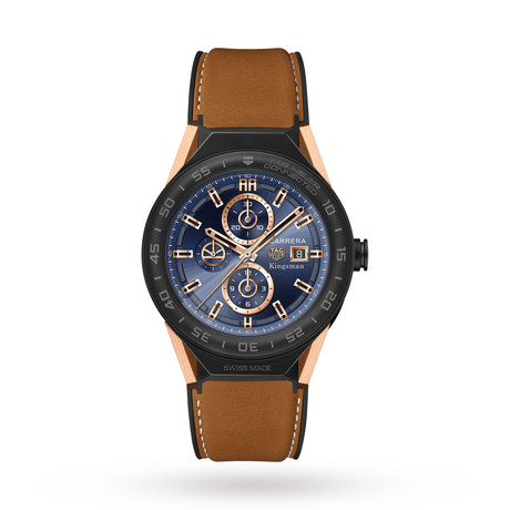 TAG Heuer Kingsman Connect Mens Watch