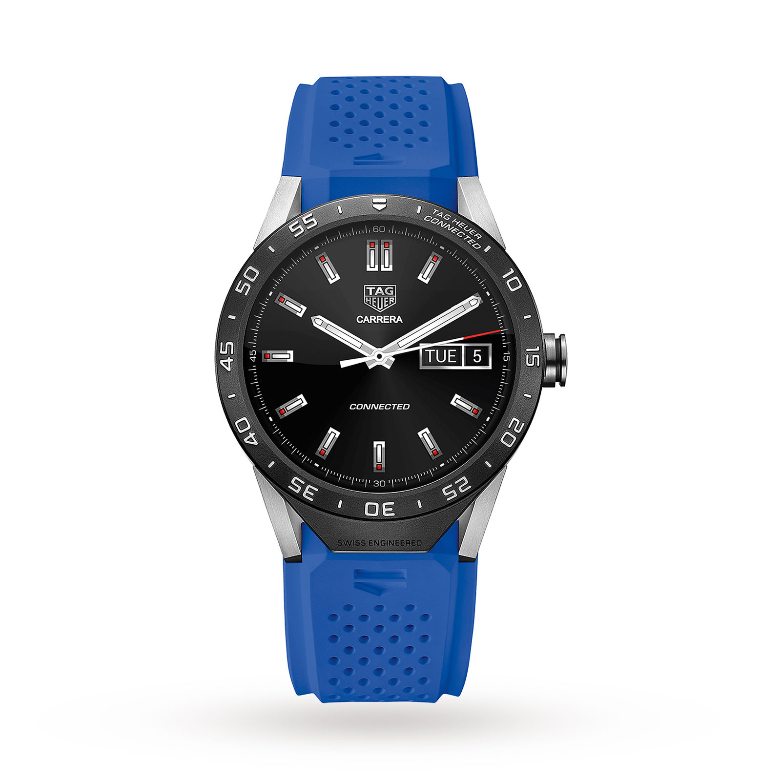 TAG Heuer Connect Blue Strap