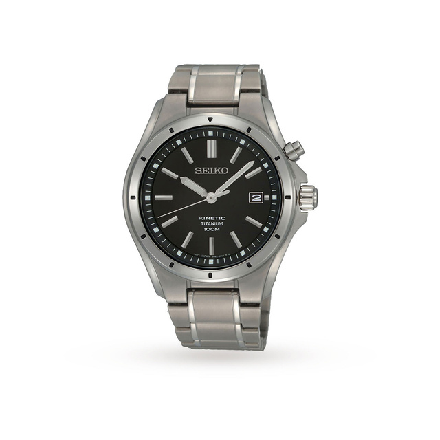 Seiko Kinetic Mens Watch