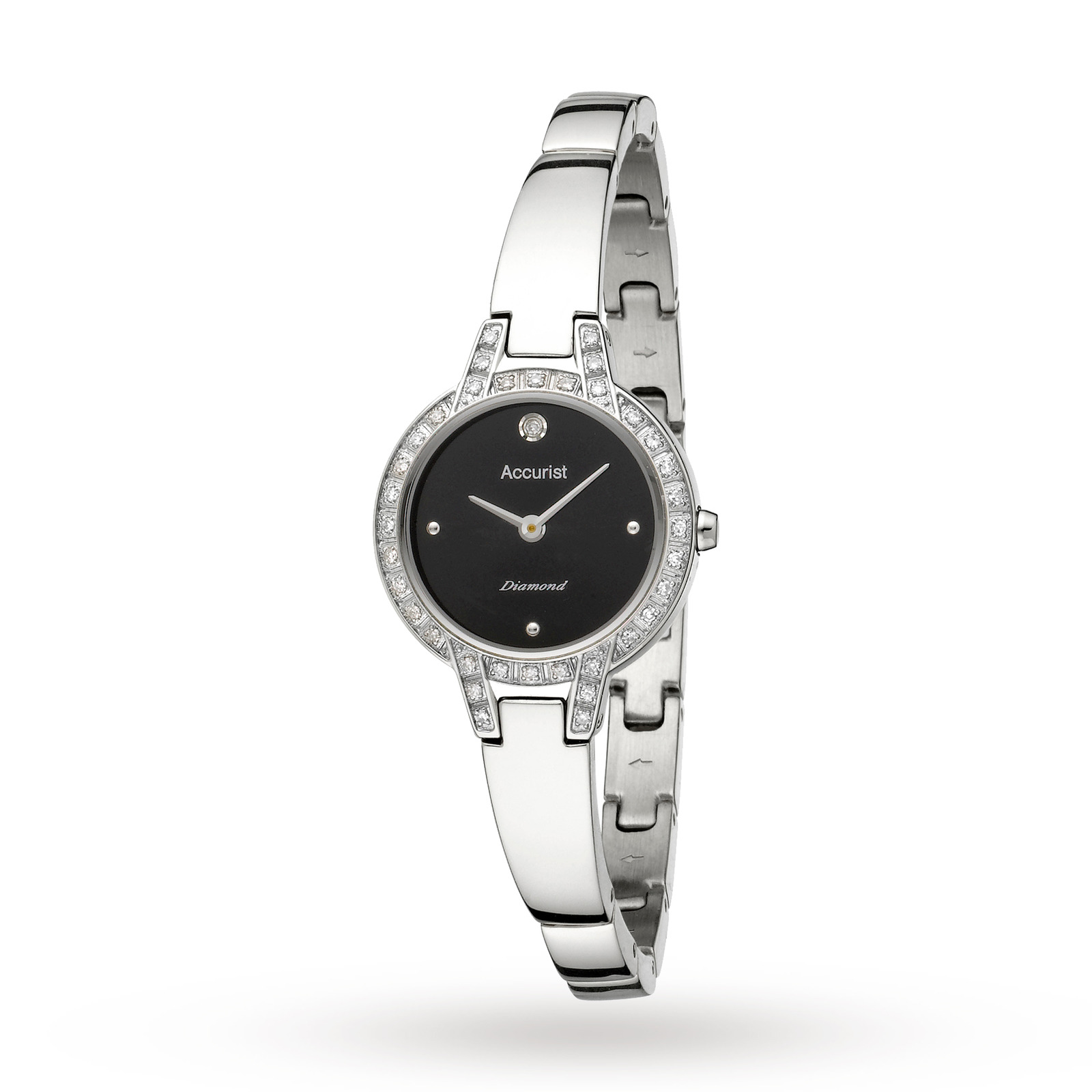 Accurist Ladies' Pure Precision Diamond Watch
