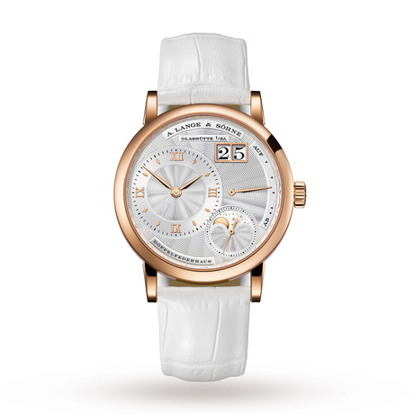 A. Lange & Sohne Little Lange 1 Moon Phase Ladies Watch