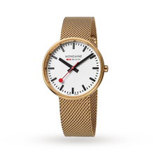 Mondaine Mini Giant Mens Watch