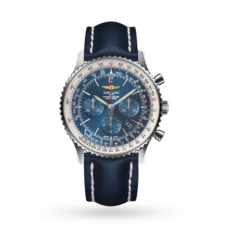 For Him - Breitling Navitimer Mens Watch - AB012721/C889 101X