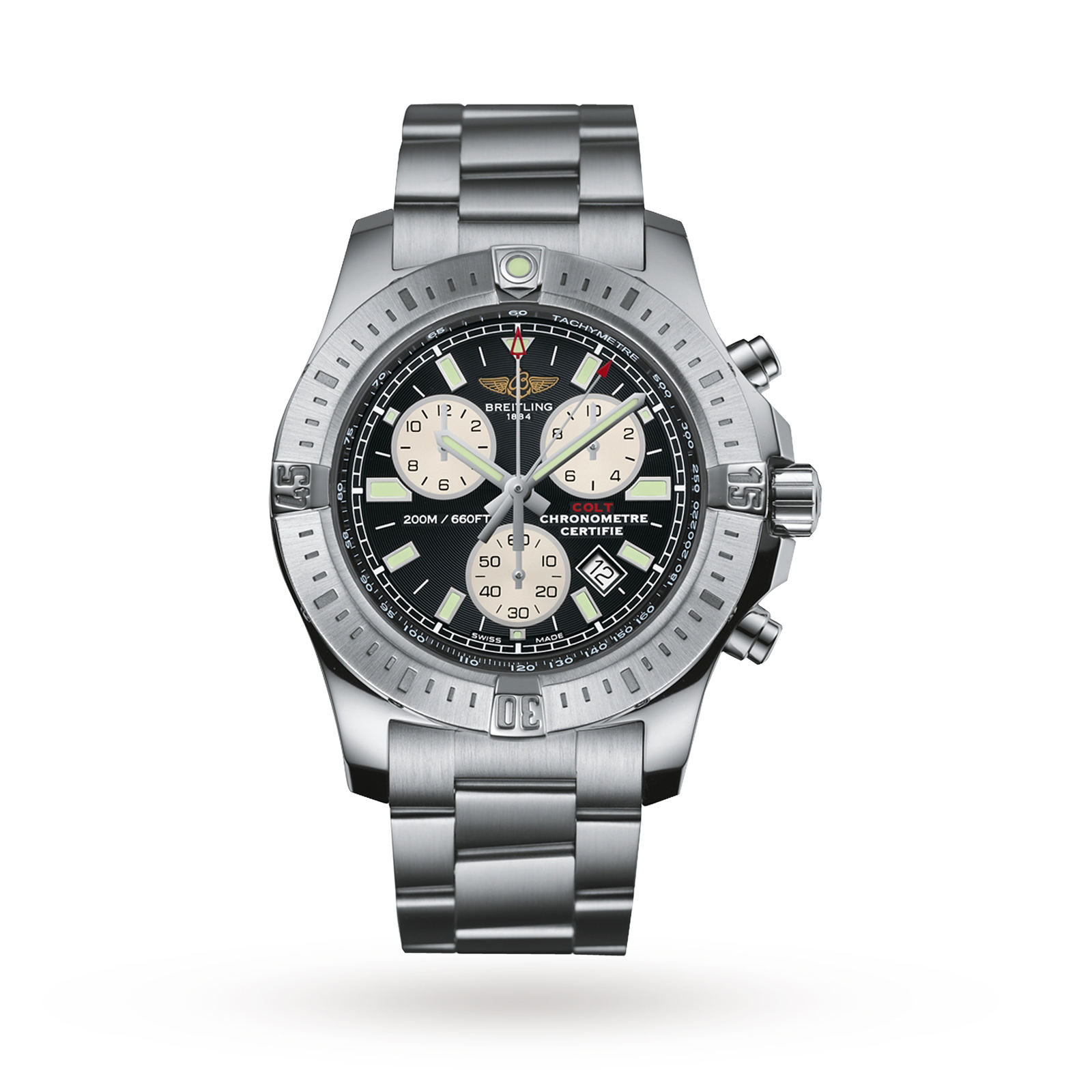Breitling Colt Mens Chronograph Watch