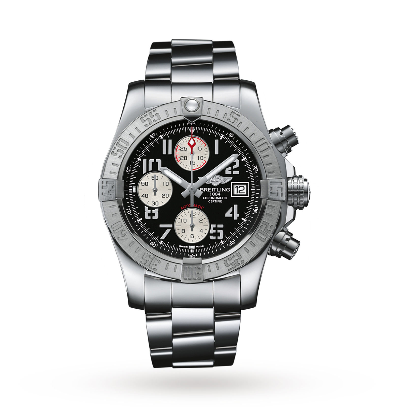 Breitling Avenger Mens Watch